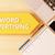 palavra · chave · publicidade · lâmpada · branco · texto · 3d · render - foto stock © mazirama