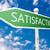 hedef · iyi · müşteri · hizmetleri · örnek · iş · mavi - stok fotoğraf © mazirama