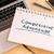 competitivo · ventaja · hacer · azul · flechas · empresarial - foto stock © mazirama