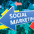 social marketing stock photo © mazirama