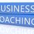 コーチング · 言葉 · 青 · 白 · 3dのレンダリング · 教師 - ストックフォト © mazirama