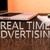 echt · tijd · reclame · 3d · render · Blauw · pijl - stockfoto © mazirama