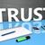 megbízhatóság · bizalom · üzlet · szimbólum · üzletember · aktatáska - stock fotó © mazirama
