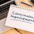 melhoria · texto · quadro-negro · caderno · canetas · telefone · móvel - foto stock © mazirama