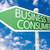 üzlet · fogyasztó · szöveg · kék · nyíl · repülés - stock fotó © mazirama