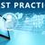 лучший · практика · хорошие · технологий · используемый · стратегический - Сток-фото © mazirama