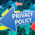 prywatność · polityka · tekst · nowoczesne · laptop · ekranu - zdjęcia stock © mazirama