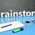 educação · tecnologia · trabalho · em · equipe · idéia · ilustração · 3d · computador - foto stock © mazirama