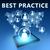 legjobb · gyakorlat · jó · technológia · használt · stratégiai - stock fotó © mazirama