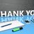 obrigado · mensagem · obrigado · móvel · telefone - foto stock © mazirama