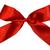 rosso · arco · isolato · bianco · design · compleanno - foto d'archivio © mblach