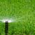 スプリンクラー · 自動 · 水まき · 草 · 日没 · 太陽 - ストックフォト © mblach