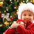 boy with christmas gift stock photo © mblach