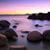 爆発的 · 湖 · 日没 · 穏やかな · 水 · 雲 - ストックフォト © mblach