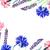 aquarel · bloem · hand · geschilderd · kleurrijk · roze - stockfoto © mcherevan