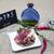 olio · d'oliva · aglio · pepe · legno · vetro · olio - foto d'archivio © mcherevan