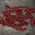 brilhante · suculento · fresco · ramo · vermelho · groselha - foto stock © mcherevan