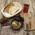 томатный · красный · перец · суп · соус · оливкового · масла - Сток-фото © mcherevan