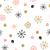 ベクトル · 手描き · 雪 · 斑 · パステル · 色 - ストックフォト © mcherevan