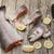vers · noors · regenboog · forel · citroen - stockfoto © mcherevan