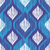 ethnic modern tribal ikat blue white and navy fashion seamless pattern vector ikat background stock photo © mcherevan
