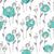 weinig · bloem · vintage · behang · textiel - stockfoto © mcherevan