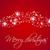 Navidad · fiesta · tarjeta · papá · noel · bigote - foto stock © mcherevan