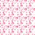 egyszerű · rózsaszín · piros · szívek · valentin · nap · absztrakt - stock fotó © mcherevan