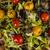 alface · salada · tomates · cereja · madeira · vermelho · cinza - foto stock © mcherevan