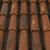 old red tile roof old tallinn city estonia stock photo © mcherevan