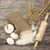 harina · crudo · huevos · comer · blanco - foto stock © mcherevan