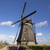 the old dutch windmills holland rural expanses windmills the symbol of holland stock photo © mcherevan