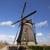 holland · windmolen · oude · molen · krijt · meel - stockfoto © mcherevan