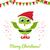 natal · decoração · natureza · bonitinho · coruja · desenho · animado - foto stock © mcherevan