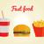 sándwich · cola · ilustración · beber · vidrio · queso - foto stock © mcherevan