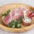 pieza · frescos · carne · de · vacuno · chile · perejil · cebolla - foto stock © mcherevan
