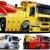 cartoon · vrachtwagen · geïsoleerd · witte · eps10 · vector - stockfoto © mechanik