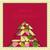 Рождества · геометрический · дерево · счастливым · фон - Сток-фото © meikis
