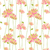 Colorful Flower Seamless Pattern Background stock photo © meikis