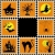 Halloween illustration set of stamp stock photo © meikis