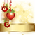 christmas · ornament · goud · kleur · abstract · bal - stockfoto © meikis