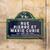 Párizs · jelzőtábla · felirat · jelzőtábla · kiskereskedelem · turizmus - stock fotó © meinzahn