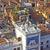 légifelvétel · tér · harang · torony · tömeg · emberek - stock fotó © meinzahn