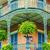 öreg · New · Orleans · házak · francia · negyed · ház - stock fotó © meinzahn