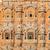 palacio · India · edificio · ciudad · pared · arte - foto stock © meinzahn