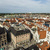 beautiful super wide angle sunny aerial view of munich bavaria stock photo © meinzahn