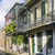 historic buildings in the French Quarter stock photo © meinzahn