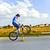 少年 · 汚れ · 自転車 · 幸せ · スポーツ · 髪 - ストックフォト © meinzahn