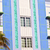 hermosa · casas · art · deco · estilo · sur · Miami - foto stock © meinzahn