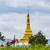 湖 · ミャンマー · 伝統的な · 村 · 水 - ストックフォト © meinzahn